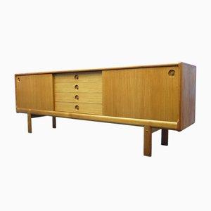 Dänisches Teak Sideboard von HW Klein für Bramin, 1960er