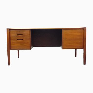 Teak Desk from Wilhelm Renz, 1960s