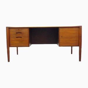 Teak Desk from Wilhelm Renz, 1960s