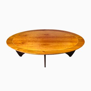Mid-Century Danish Teak Coffee Table by Victor Wilkins for G-Plan, 1960s