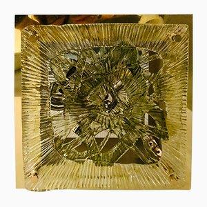 Deckenlampe aus Muranoglas von La Murrina, 1970er