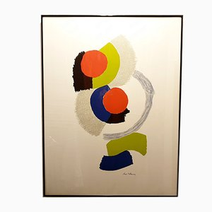 Vintage Poster by Sonia Delaunay
