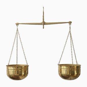 Balance Mid-Century en Laiton