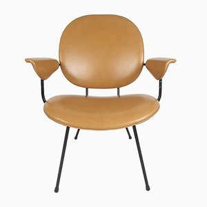 302 Lounge Chair by Willem Hendrik Gispen for Kembo, 1950s