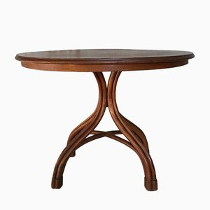 Table d'Appoint Nr. 8 Antique par Michael Thonet