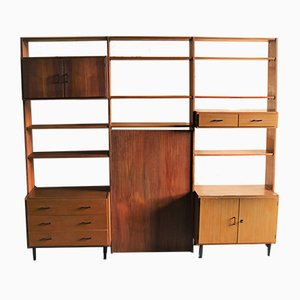 Vintage Modular Wall Unit from SimplaLux, 1960s