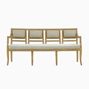 Antikes italienisches Sofa