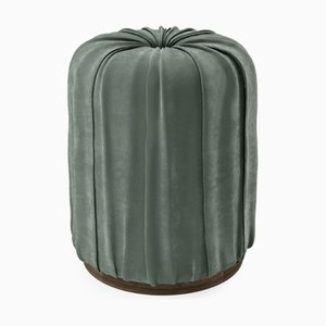 Lacquered Framed Pouf by Pradi for Pradi Handicraft