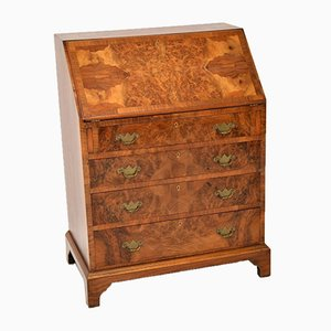 Burr Walnut Secretaire, 1920s
