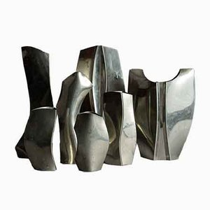 Vases Forme Libre, France, années 60, Set de 2