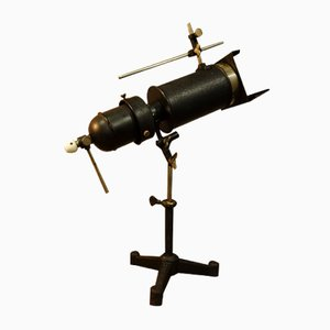 Lámpara científica vintage