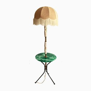 Mid-Century Italian Model Sciccosa Floor Lamp, 1950s