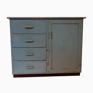 English Pine Cupboard, 1920s