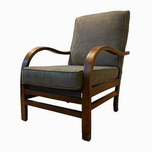 Bentwood Beech Armchair, 1930s