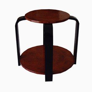 Tavolino da caffè in acero, anni '30