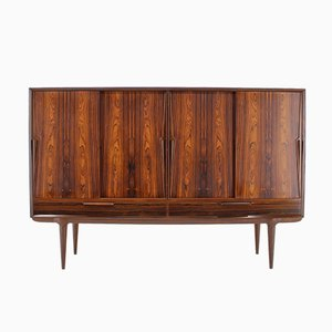 Danish Model 13 Rosewood Sideboard from Omann Jun, 1960s