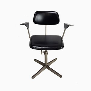 Dutch Desk Chair by Friso Kramer for Ahrend De Cirkel, 1960s