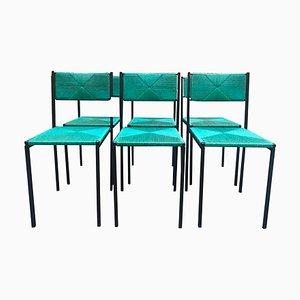Beistellstühle von Giandomenico Belotti für Alias, 1960er, 6er Set