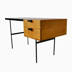 Mid-Century Model C141 Desk by Pierre Paulin for Thonet, 1950s