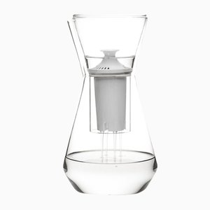 Smooth Glass Talise Carafe by Felicia Ferrone for Fferrone