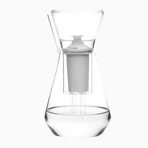 Talise Karaffe aus Glas von Felicia Ferrone für Fferrone