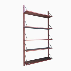 Danish Modular Shelves by Poul Cadovius for Cado, 1960s