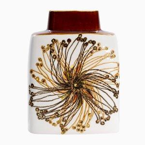 Vase en Faïence par Ellen Malmer pour Royal Copenhagen, années 60