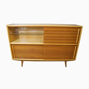 Teak and Maple Buffet, 1950s