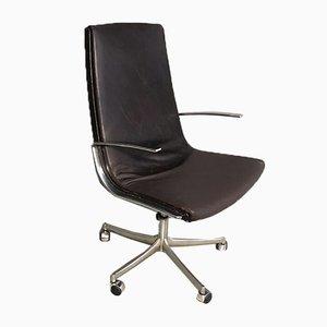 Chaise de Bureau par Bernd Münzebrock pour Knoll Inc. / Knoll International, années 70