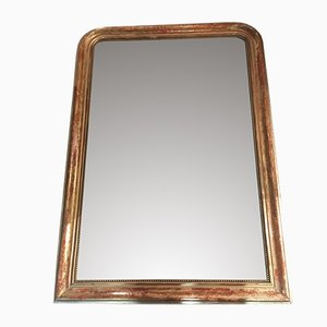 Large Antique Louis Philippe Mirror