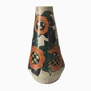 Art Deco Vase by Betzy Augeron