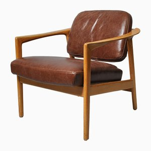 Lounge Chair by Folke Ohlsson for Dux, 1950s
