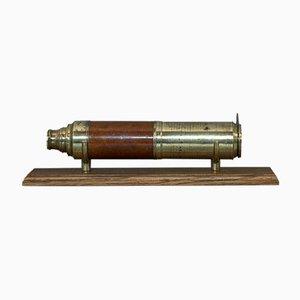 Antikes englisches Teleskop, 1780er