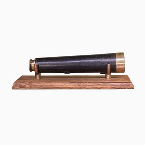 Antique English Telescope from Baker of London, 1920s
