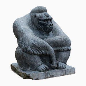 Sculpture en Marbre par Dominic Hurley pour Dominic Hurley, années 80