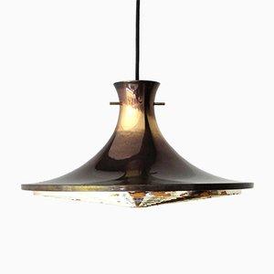 Swedish Brass Pendant Lamp by Hans-Agne Jakobsson for Hans-Agne Jakobsson AB Markaryd, 1960s
