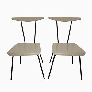 Side Chairs by Wim Rietveld for Auping, 1950s, Set of 2