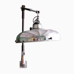 Chirurgische Wandlampe von BBT, 1960er
