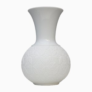 Bisque Porcelain Vase from Edelstein, 1970s