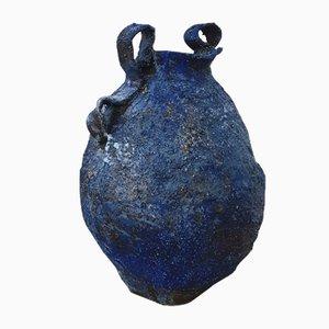 Blue Jar by AnnaLeaClelia Tunesi