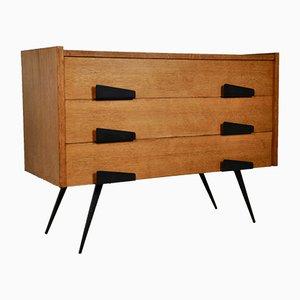 Mid-Century French Dresser, 1960s