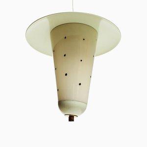 Acorn Ceiling Lamp, 1950s