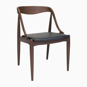 Danish Desk Chair by Johannes Andersen for Uldum Møbelfabrik, 1960s