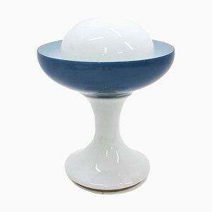 Vintage Tischlampe von Alessandro Pianon für Vistosi, 1970er