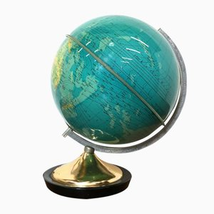 Vintage Italian Globe, 1960s