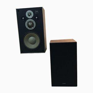 Model SB 501 Speakers from Technics, 1970s, Set of 2
