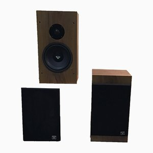 Model RD 10 Speakers from Cerwin-Vega, 1980s, Set of 2