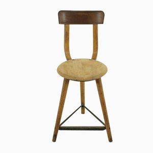 Vintage Workshop Chair, 1920s