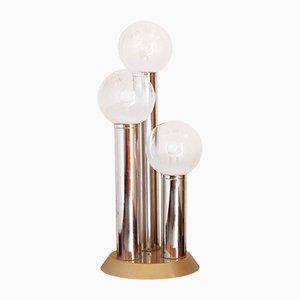 Lámpara de pie era espacial, años 70