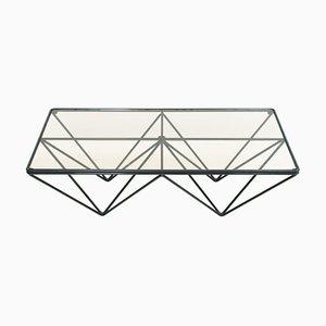 Table Basse Mid-Century Moderne par Paolo Piva, années 70